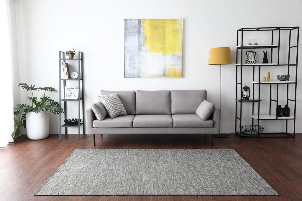 Luna 3 Seater Sofa front view